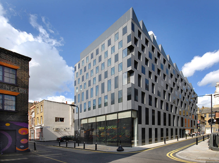 Rivington Place / Adjaye Associates, © Lyndon Douglas