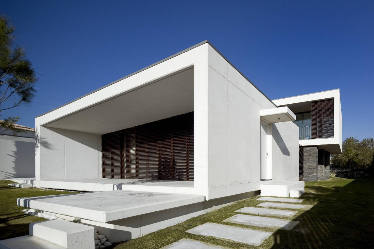 Troia Peninsula Housing Quadrante Arquitectura ArchDaily