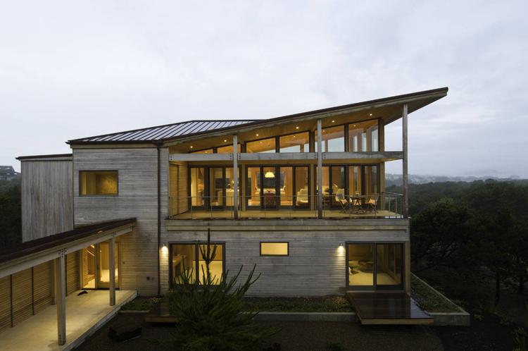 Coastal Residence / Bora Architects, © Jon Jensen