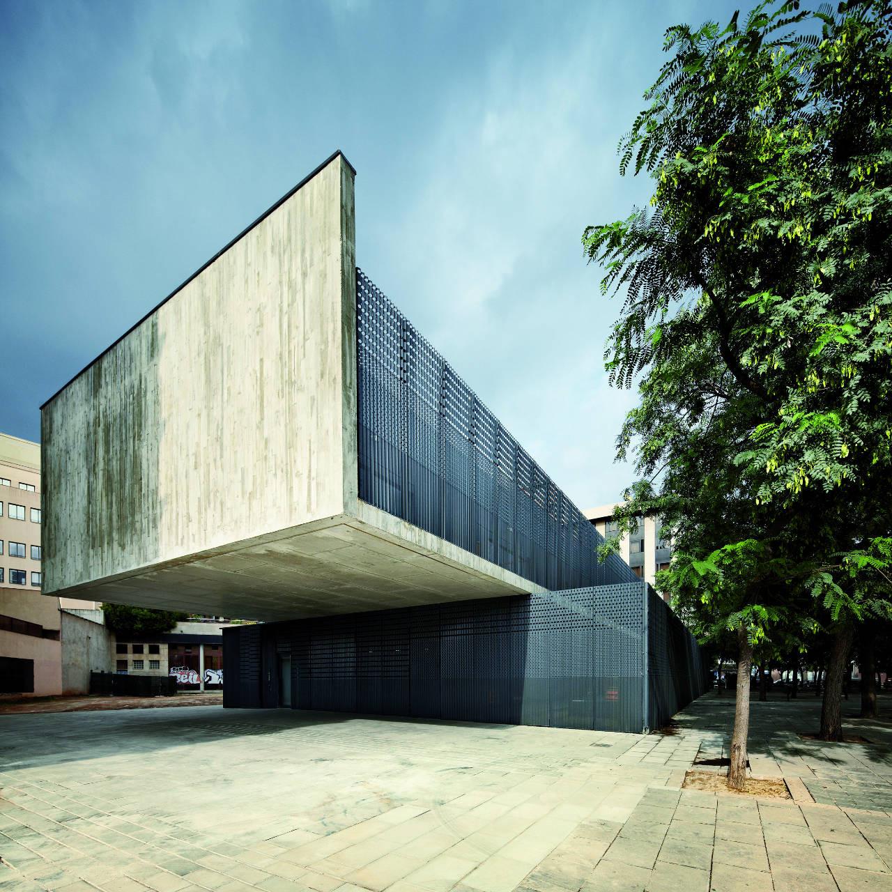 Nursery in the Jardines De Malaga / Batlle i Roig Architectes, Courtesy of  batlle i roig architectes
