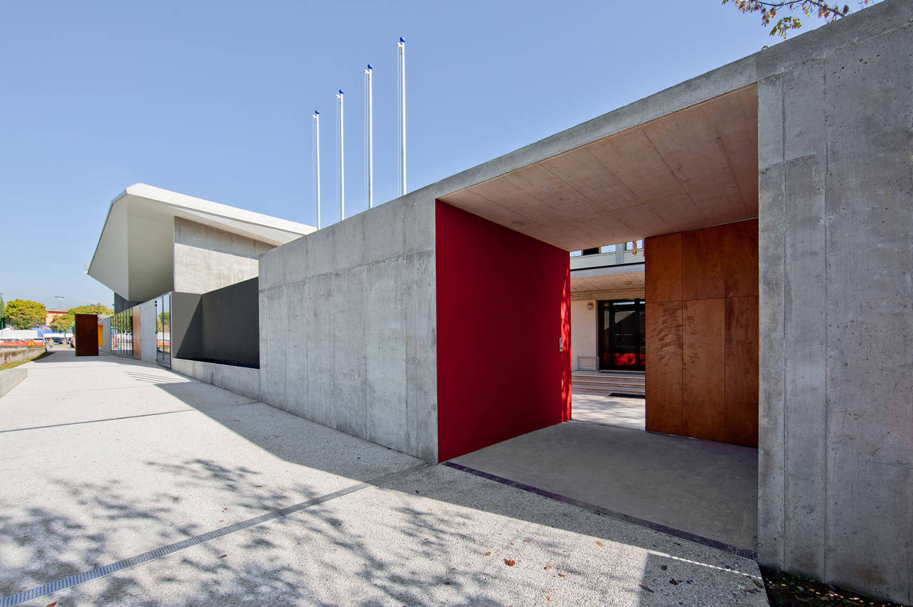 Multipurpose Building / GSMM Architetti, © Michele Gusmeri