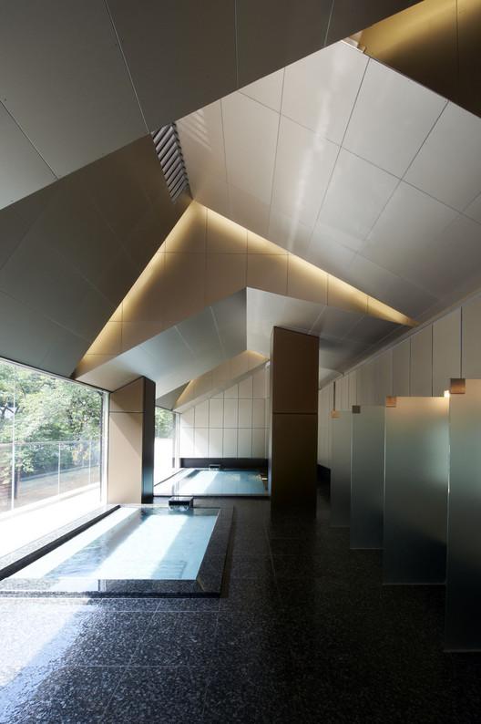Yomogino Ryokan Hot Spa / Ryuichi Sasaki + Sasaki Architecture, Courtesy of Ryuichi Sasaki + Sasaki Architecture