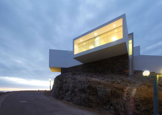 Courtesy of  vértice arquitectos