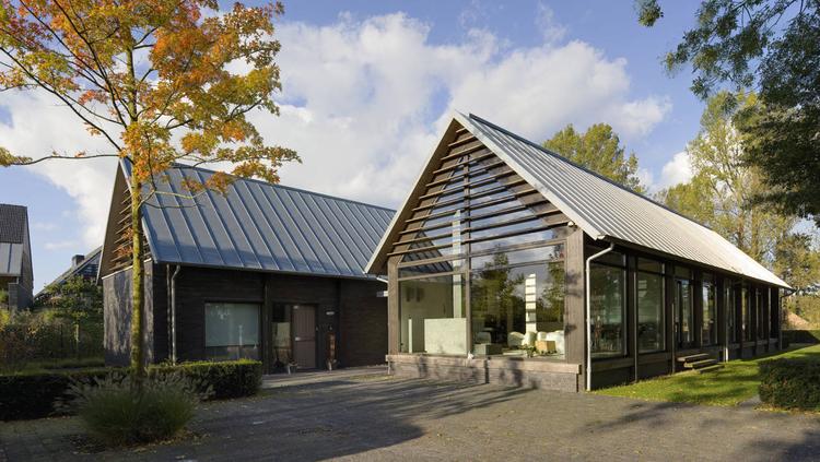 Farmyard / Hilberink Bosch Architects, Courtesy of  Hilberink Bosch Architects
