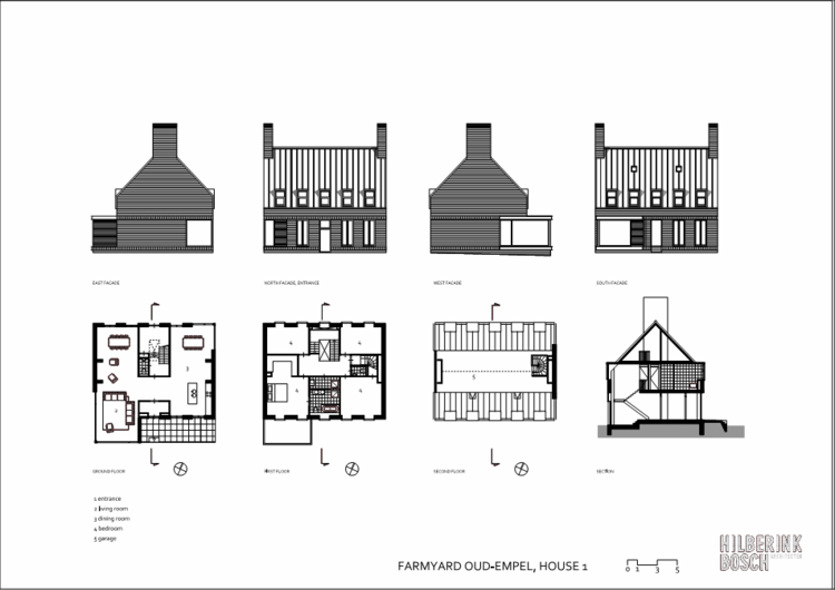 drawings house 01