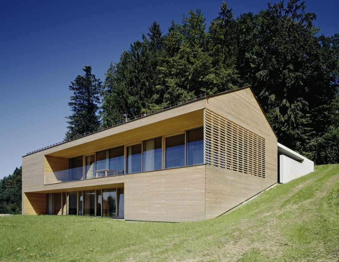 House A / Dietrich | Untertrifaller Architekten, © Bruno Klomfar