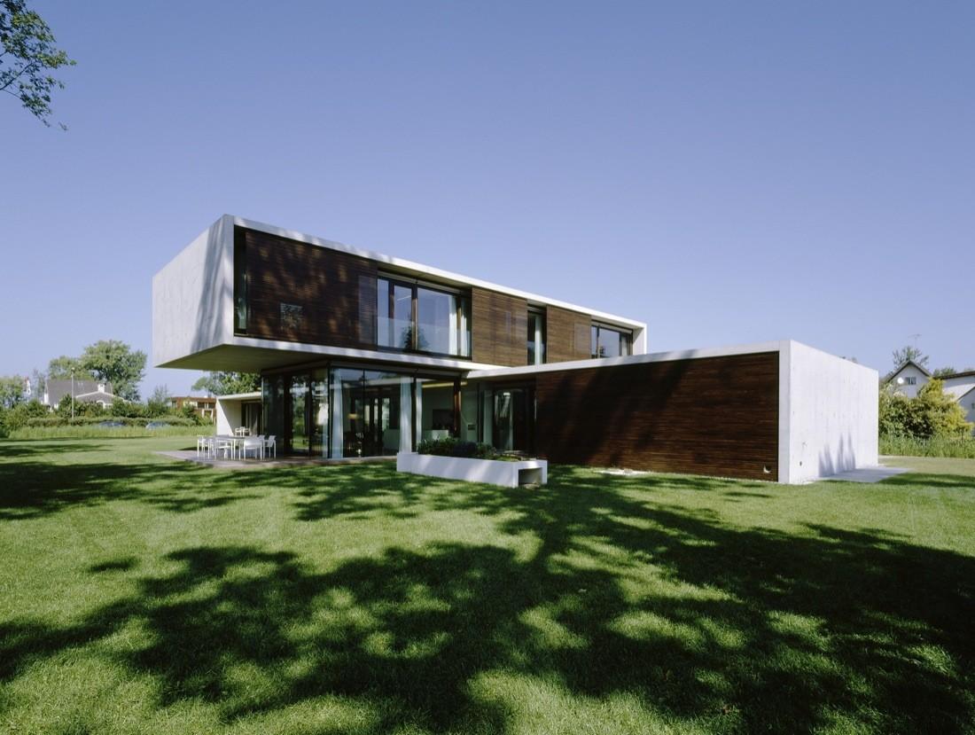 House LK / Dietrich | Untertrifaller Architekten, © Bruno Klomfar