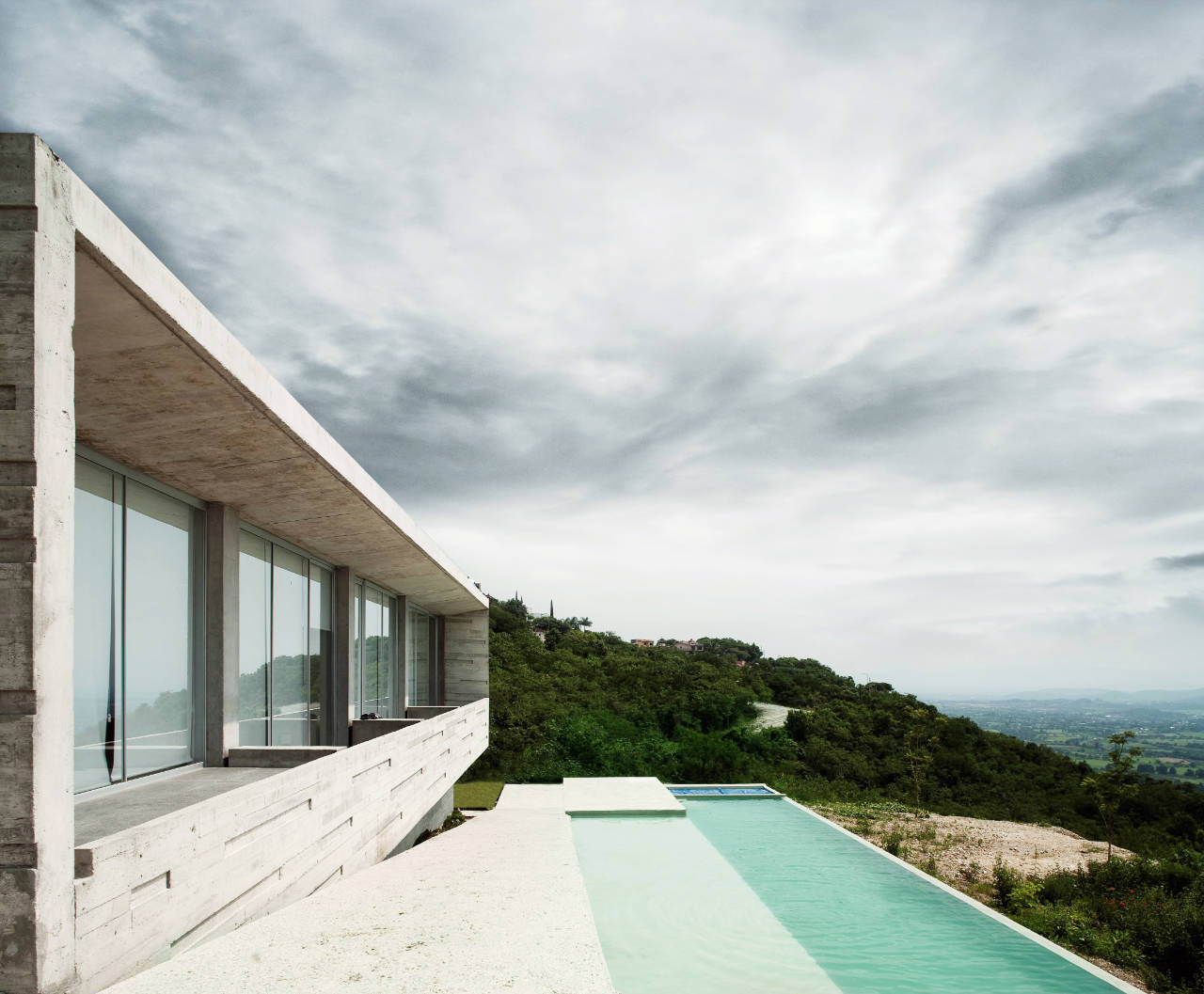 Widescreen House / RZERO, © Pedro Iriart