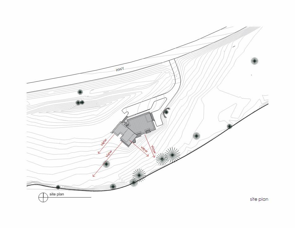 River Bank House,Site Plan Good Ideas