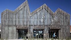 Maritime and Beachcombers Museum / Mecanoo