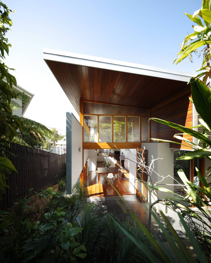 Mountford Road / Shaun Lockyer Architects, © Aperture Photography