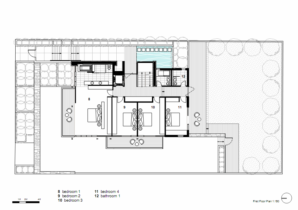 Gallery Of Vaucluse House Mpr Design Group 16