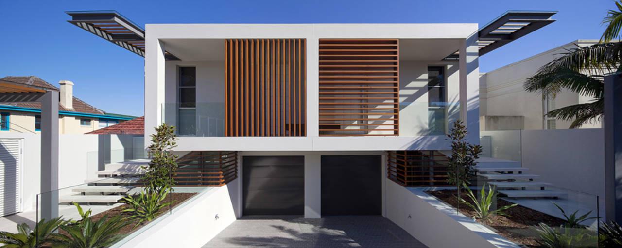 Portland Street Duplex / MPR Design Group, © Brett Boardman
