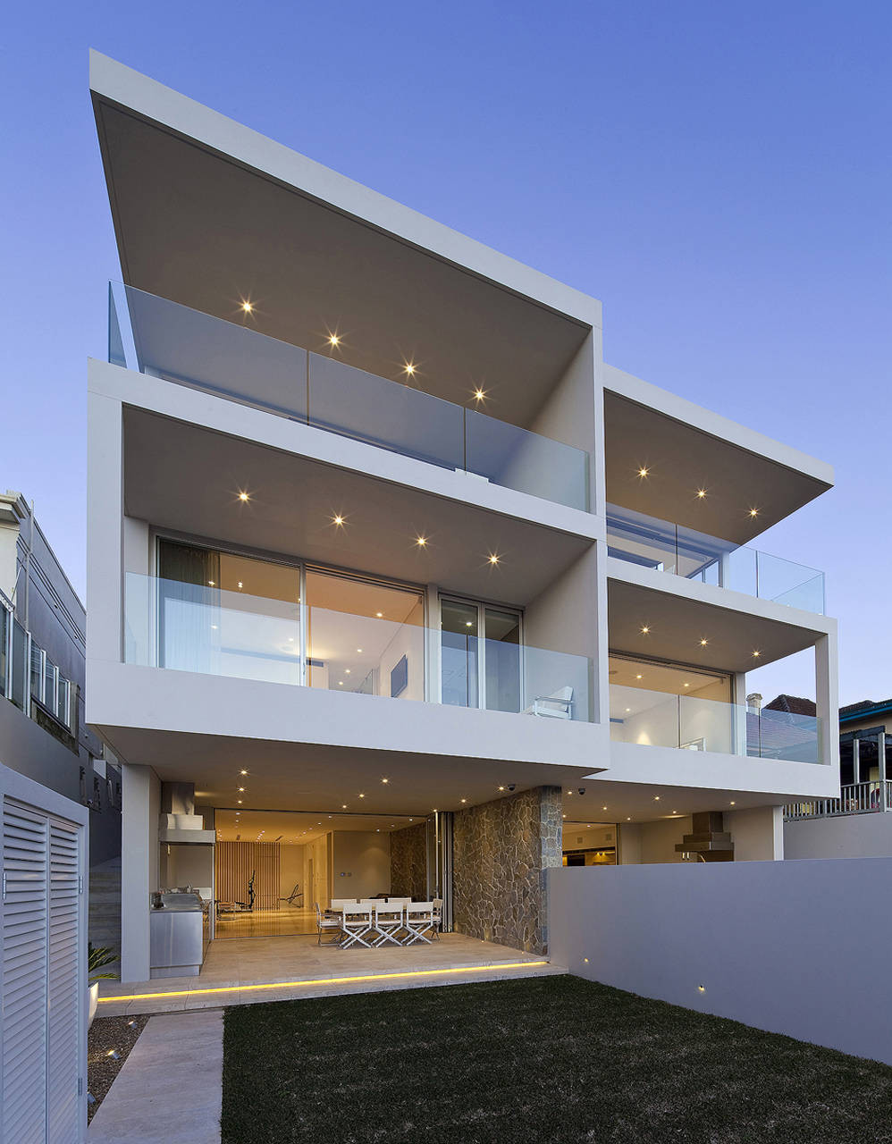 Gallery Of Portland Street Duplex MPR Design Group   Duplex Homes Designs