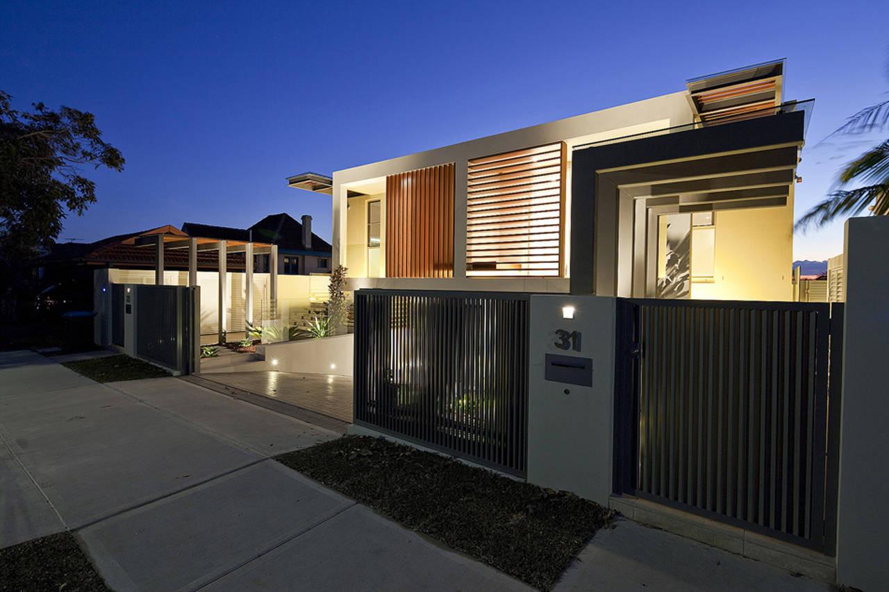 portland street duplex brett boardman - Portland Home Designers