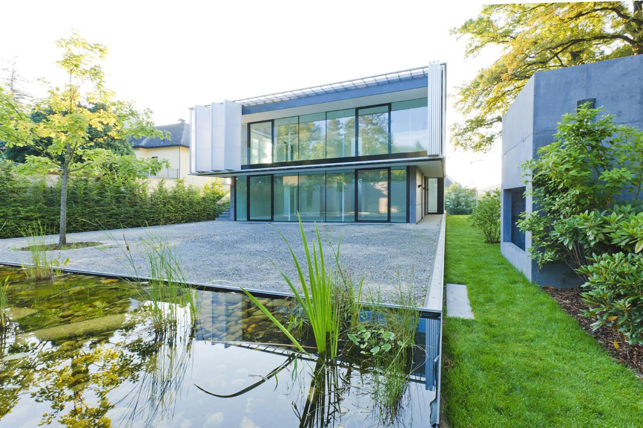 Villa S / buerger katsota architects, © Jürgen Hammerschmied