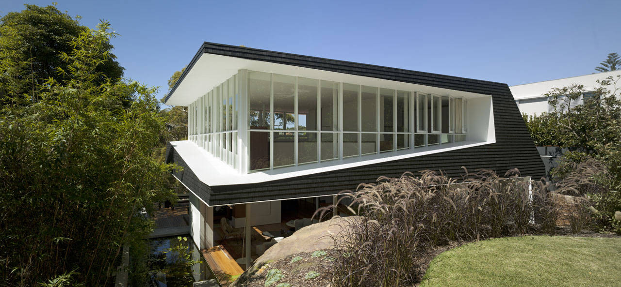 Skirt + Rock House / MCK Architects, © Richard Glover