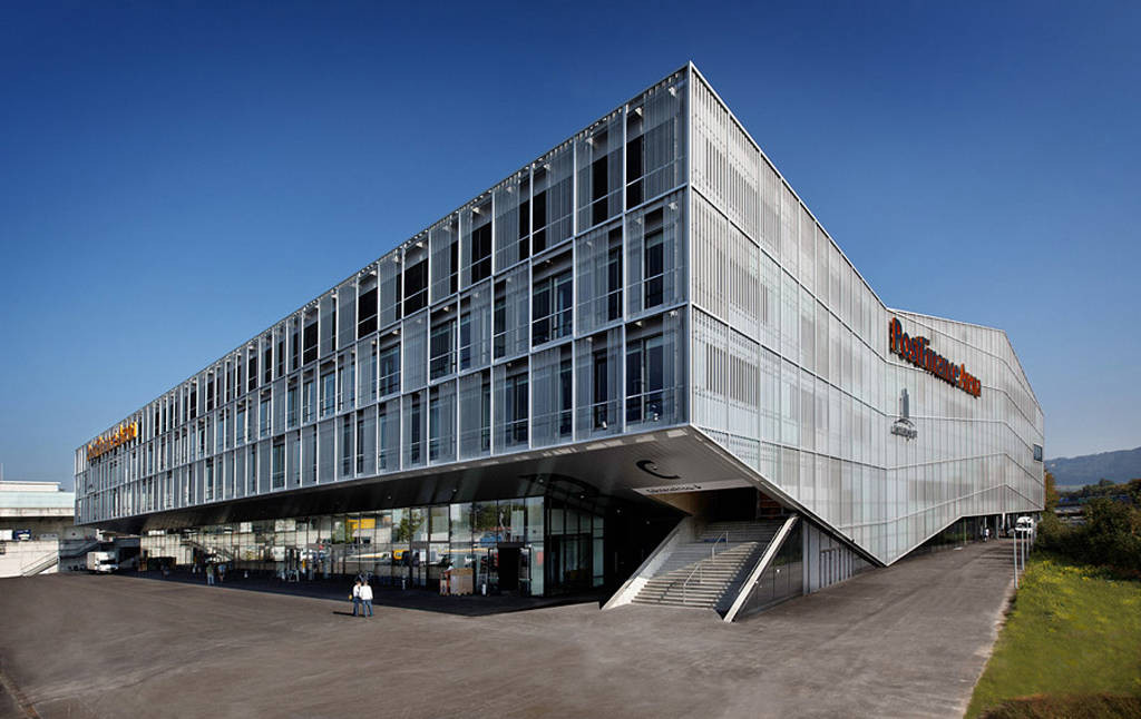 Ice Rink In Bern / Ipas Architects, Courtesy of Ipas Architects