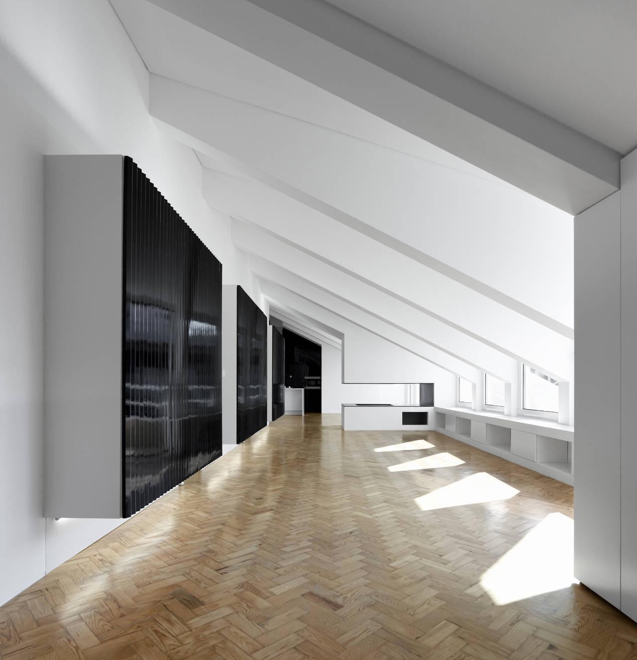 RF Apartment / João Tiago Aguiar, © FG+SG – Fernando Guerra