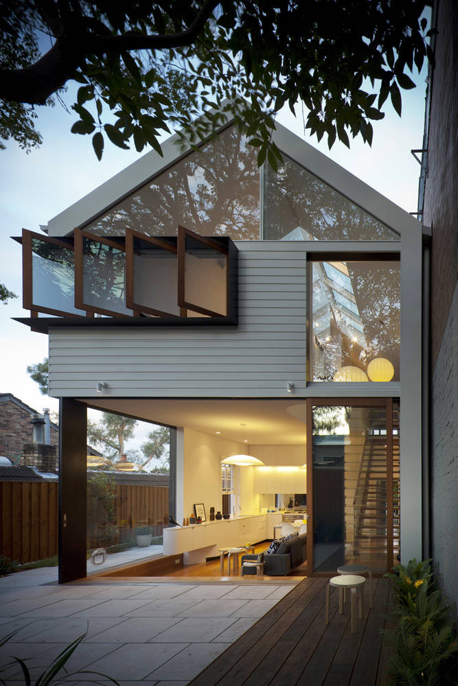 Elliott Ripper House / Christopher Polly Architect, © Brett Boardman