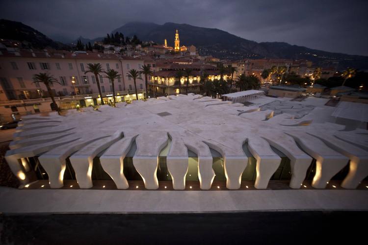 Museo Jean Cocteau / Rudy Ricciotti, © Agence Rudy Ricciotti