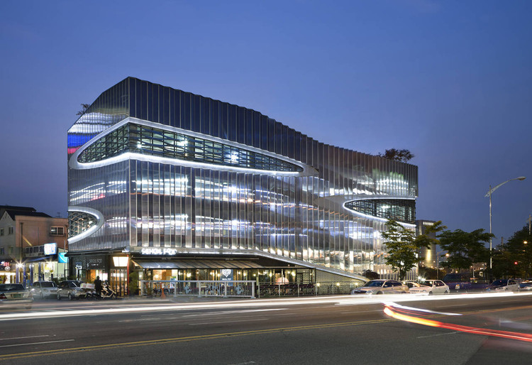 Herma Parking Building / JOHO Architecture, © Sun Namgoong