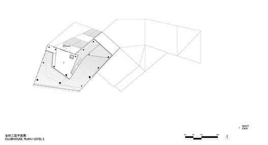 2nd level floor plan