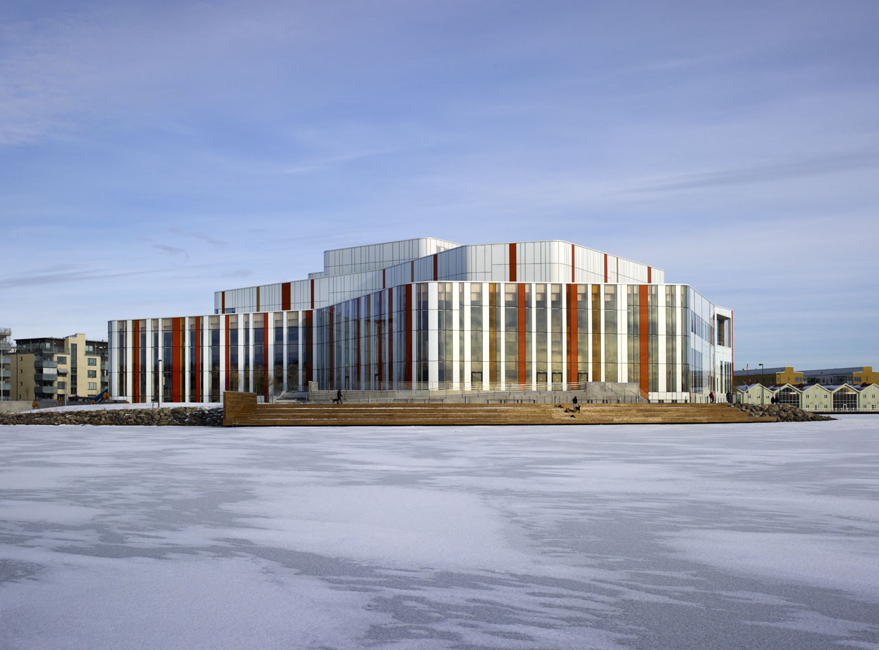 Spira Performing Arts Center / Wingårdh Arkitektkontor, © Ulf Celander