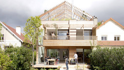 Eco-Sustainable House / Djuric Tardio Architectes