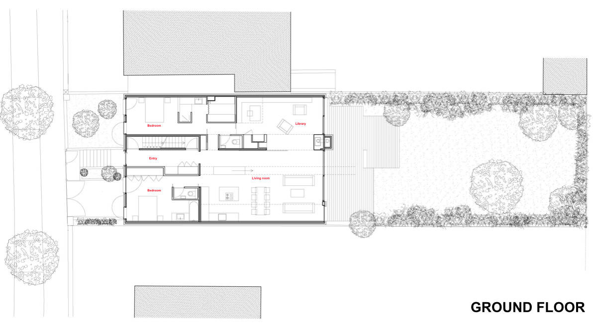 Gallery of eco sustainable house djuric tardio for Sustainable house plans