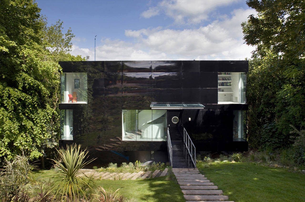 The Welch House / The Manser Practice, © Morley Von Sternberg