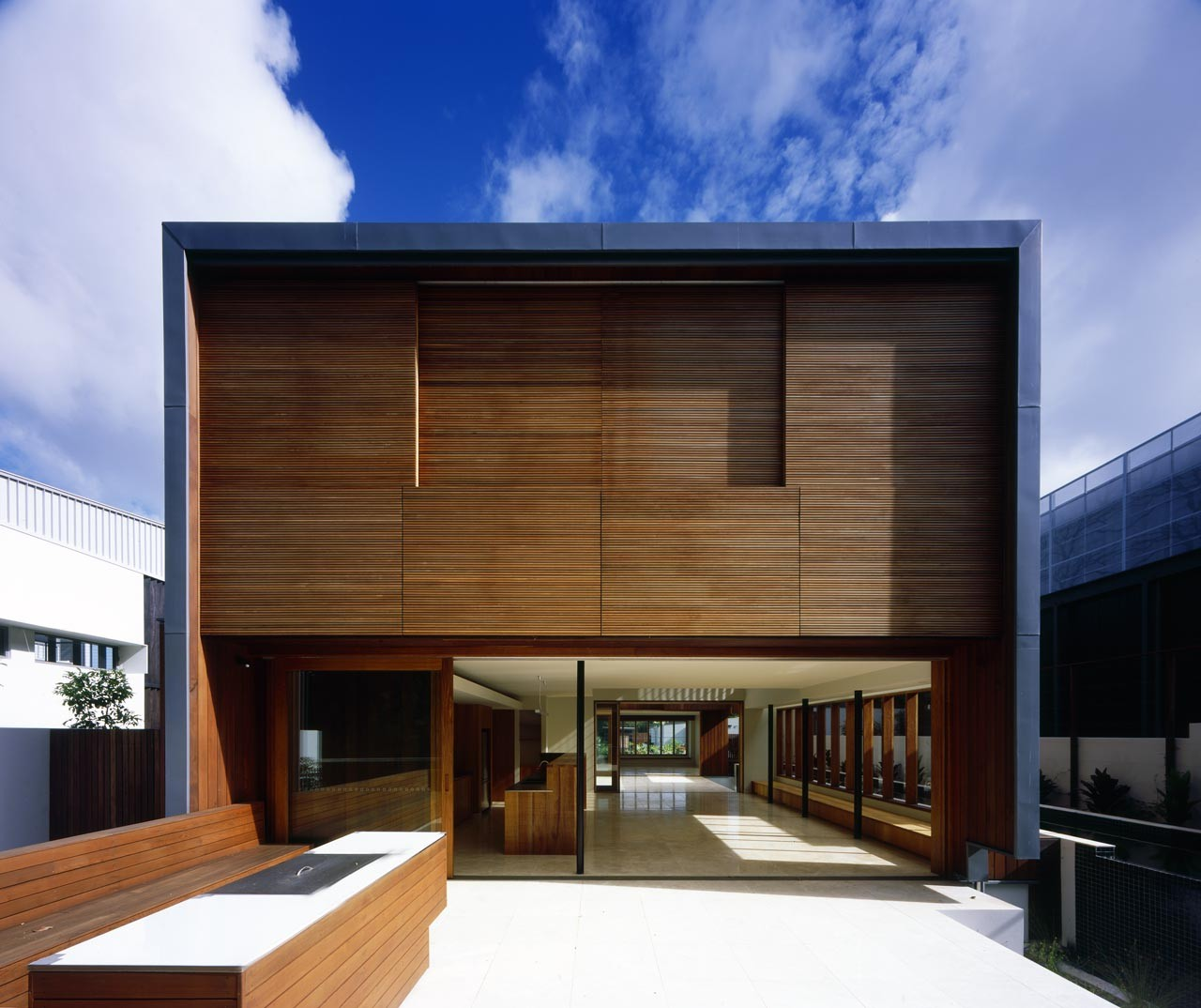 Elysium / Richard Kirk Architect, © Scott Burrows
