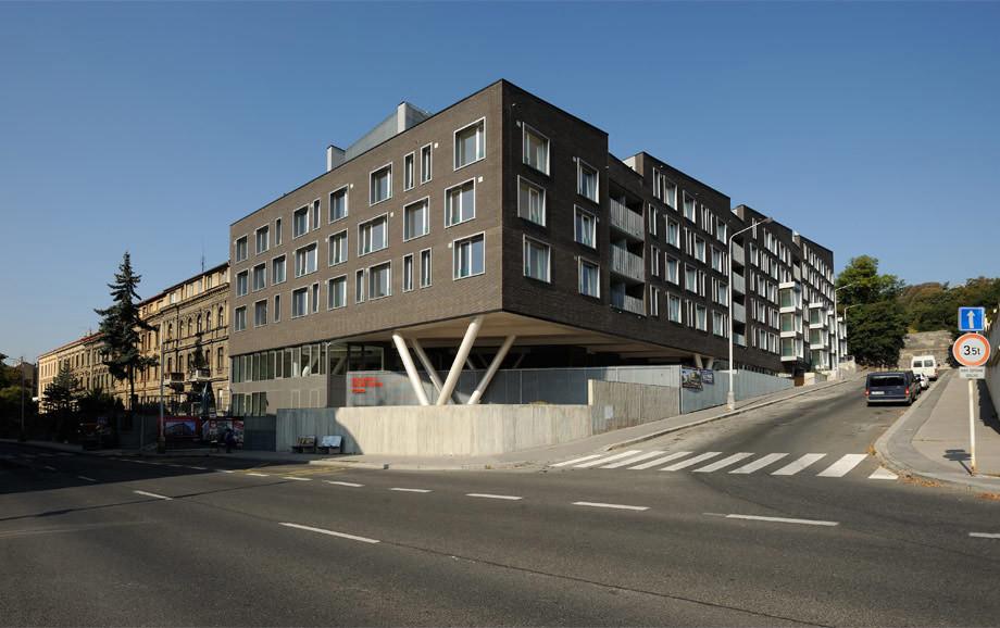 Sacre Coeur / 4a architekti, Courtesy of  4a architekti