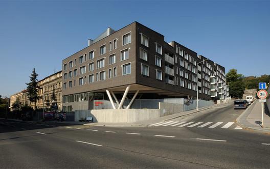 Courtesy of  4a architekti