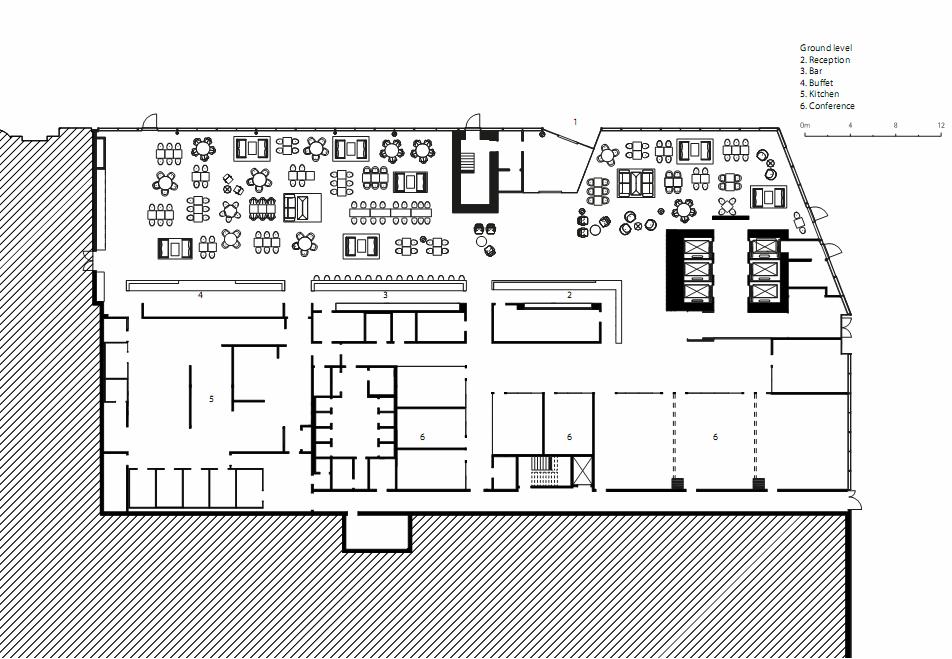 Gallery Of Victoria Tower Wing 229 Rdh Arkitektkontor Ab 13