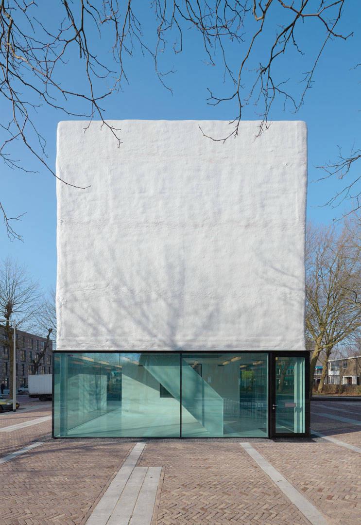 Youth Center in Amsterdam / Atelier Kempe Thill, © Ulrich Schwarz