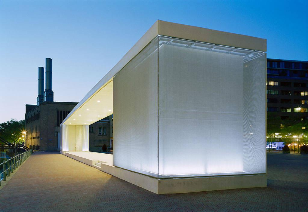 Urban Podium In Rotterdam / Atelier Kempe Thill, © Architektur-Fotografie Ulrich Schwarz