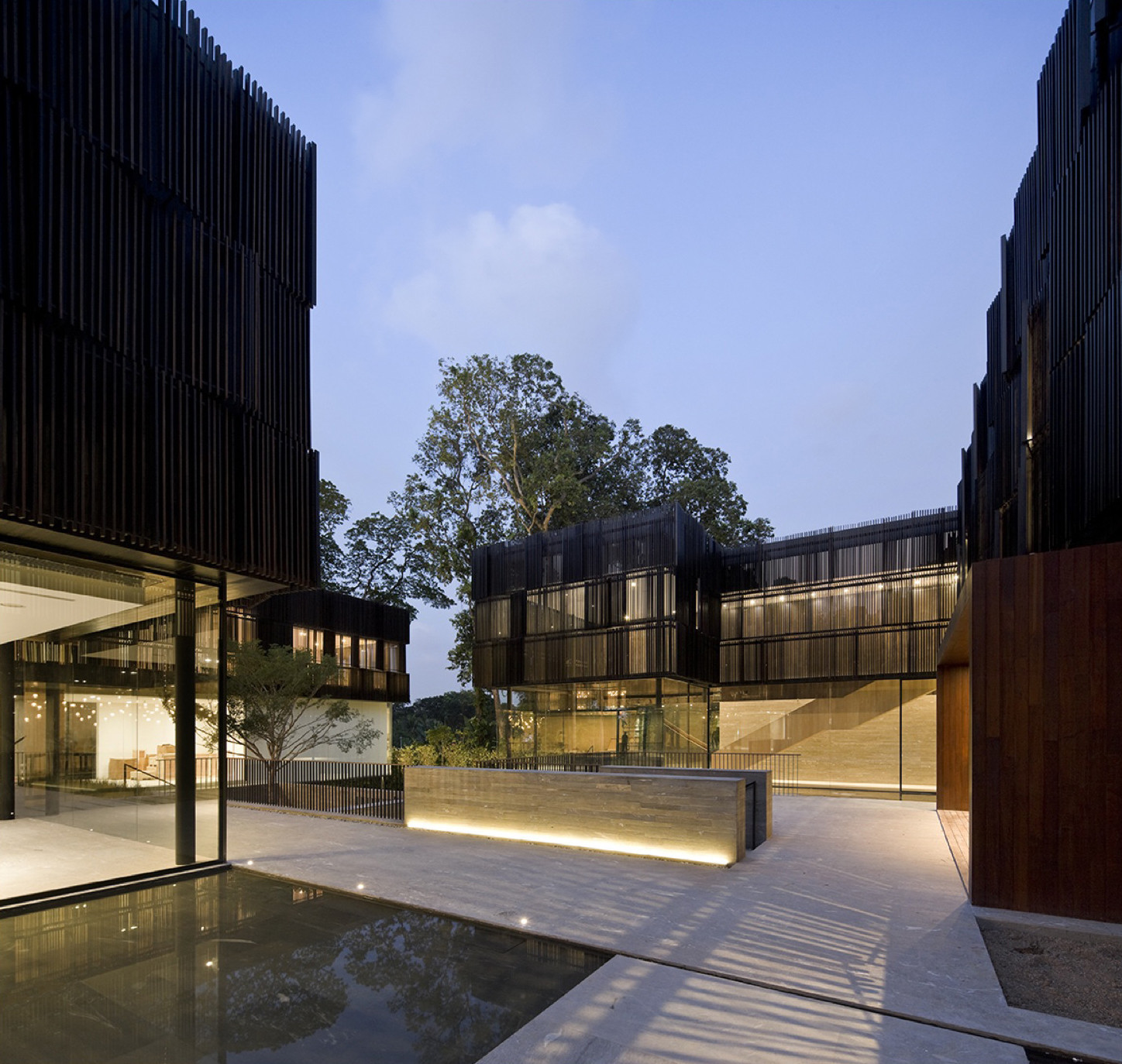 Cluny House / Neri & Hu Design and Reserch Office, © Pedro Pegenaute