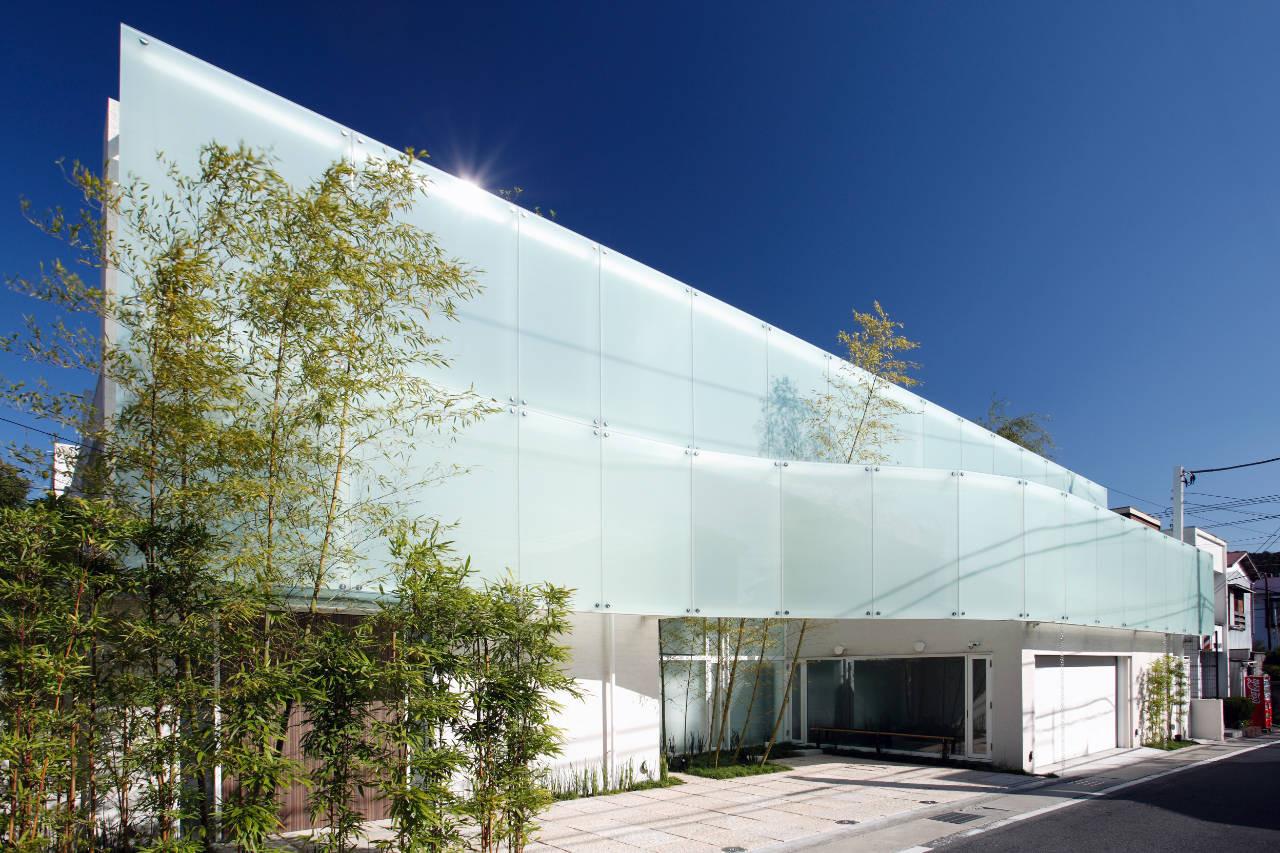 House Like a Museum / Edward Suzuki Associates, © Yasuhiro Nukamura