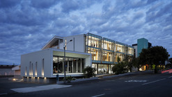 NMIT Arts & Media / Irving Smith Jack Architects