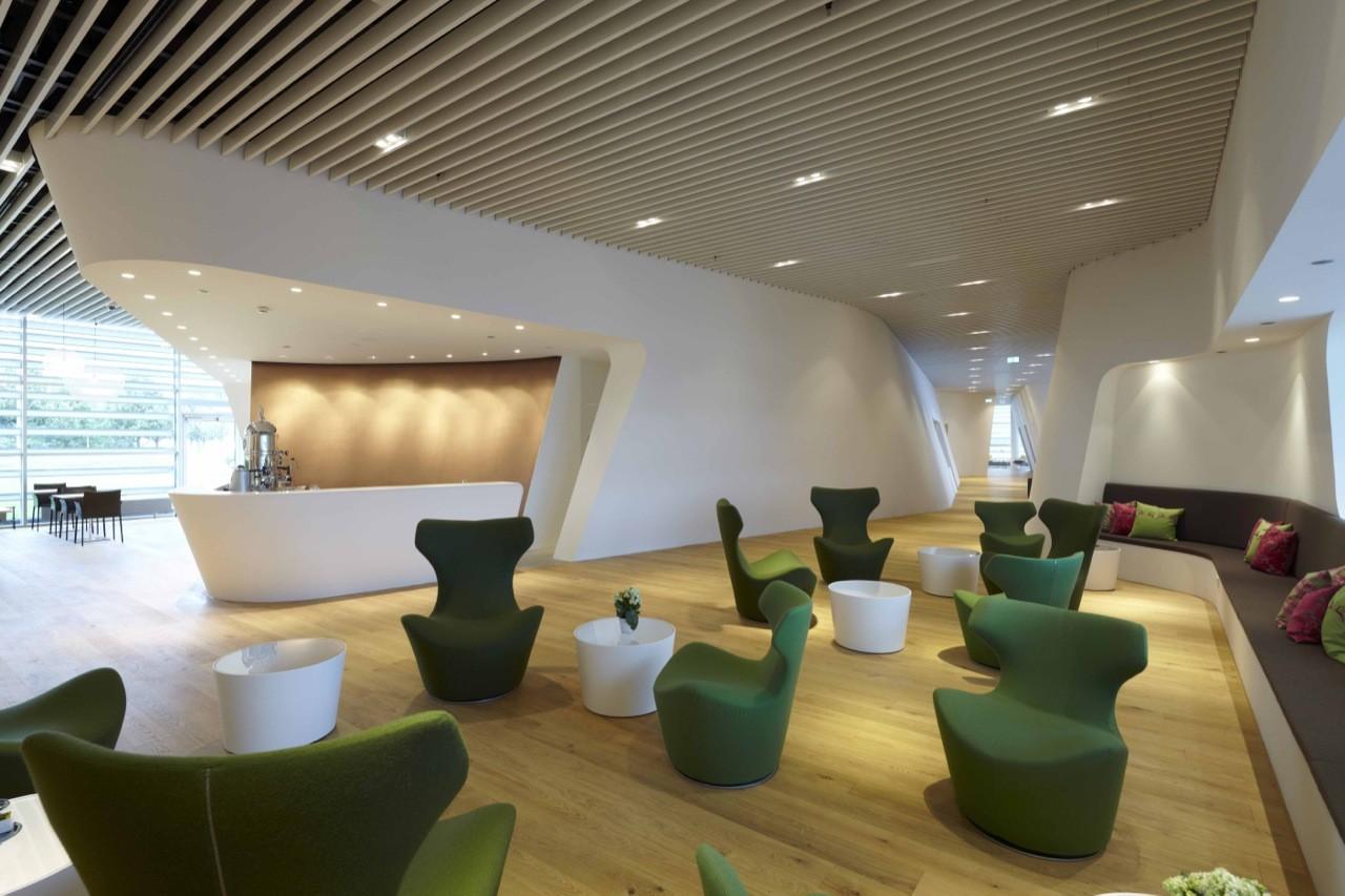 VIP Wing / Erich Gassmann Architekten - Tina Assmann, © Florian Holzherr