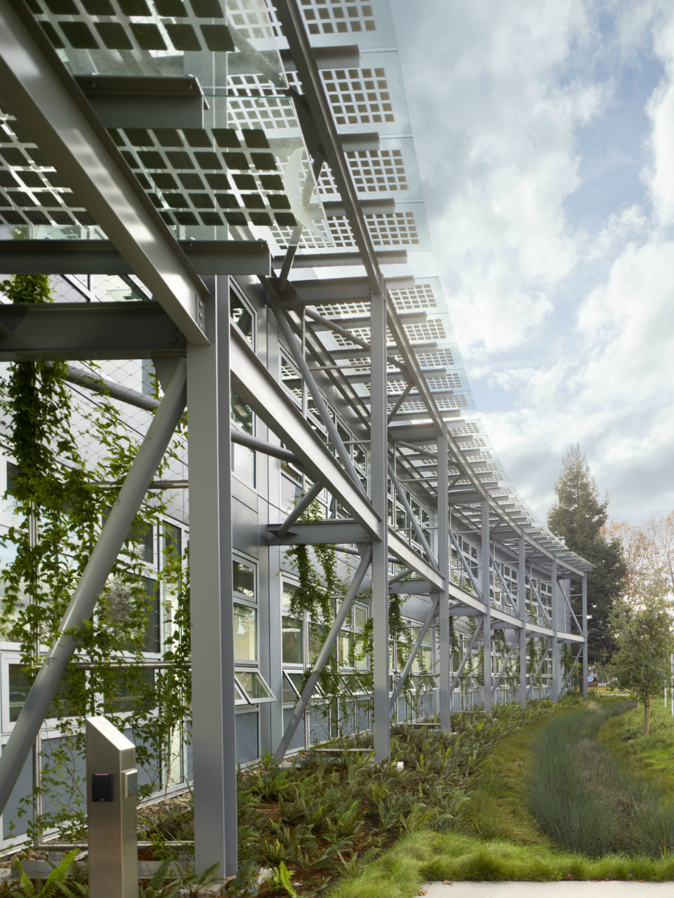 Gallery of nasa sustainability base william mcdonough for Nasa architecture