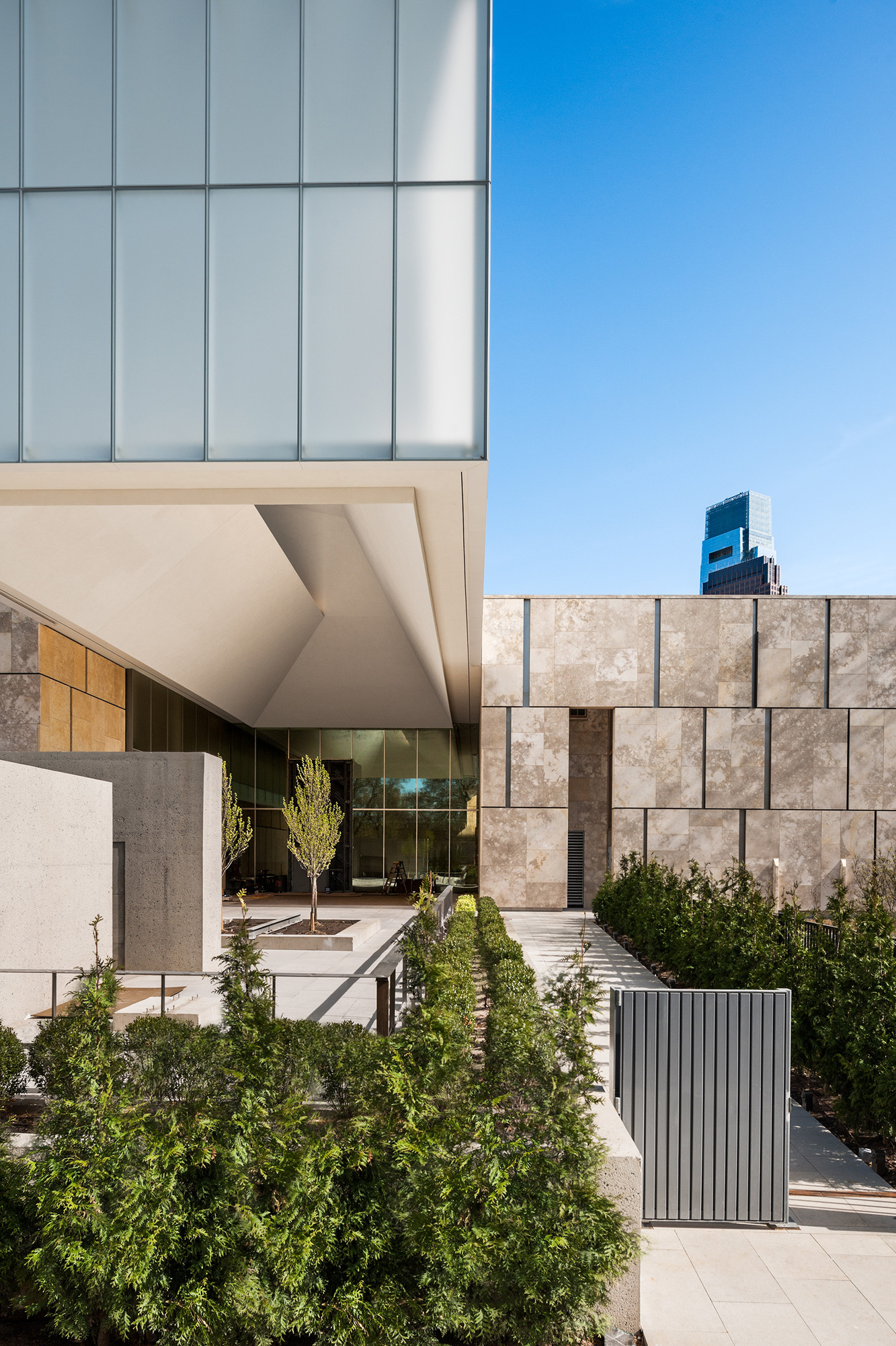 Gallery of The Barnes Foundation / Tod Williams + Billie ...