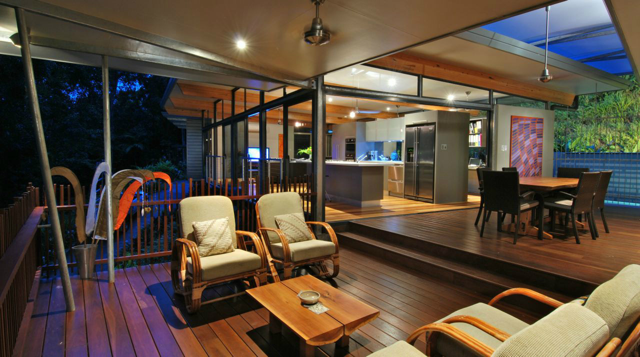 Gallery of HP ree House / mmp rchitects - 3 - ^