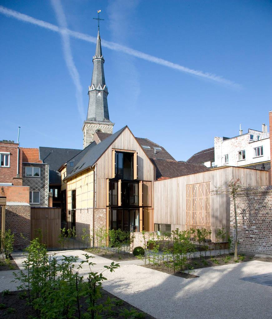 Sint-Martinus / Lensass Architects, Courtesy of Lensass Architects