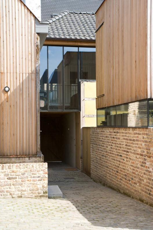 Courtesy of Lensass Architects