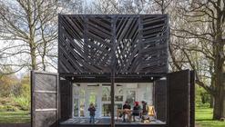 Noorderparkkamer / Bureau SLA & Overtreders W