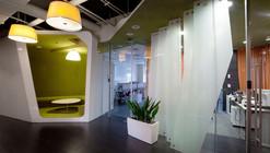 Kazan Yandex Office / za bor Architects