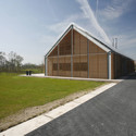 Barn House Eelde / Kwint Architects  + Aat Vos [silo.shapes]
