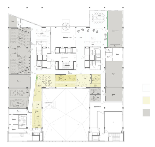 Vienna microsoft headquarters innocad architektur zt for Brewery floor plan software
